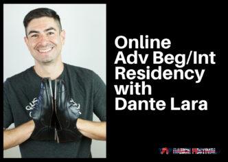 AdvBeg-Int Residency with Dante Lara