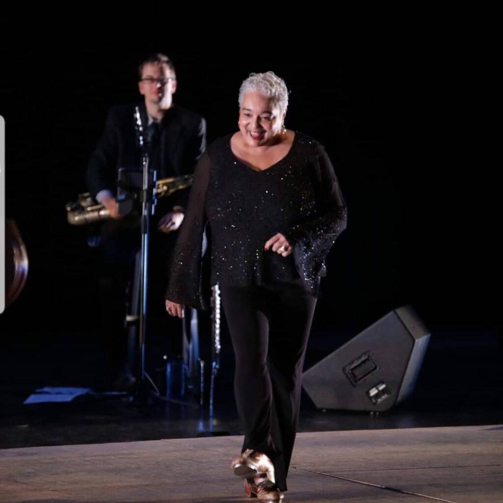Dianne Walker - Faculty at Tap Dance Festival UK