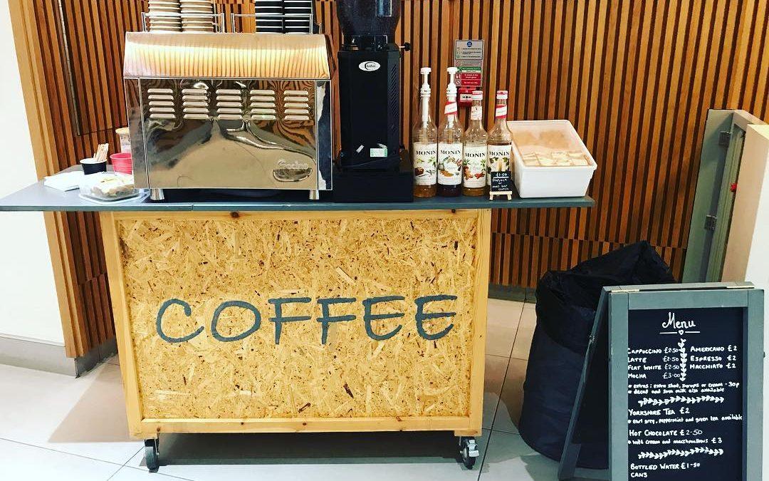 NEW for 2020 – Coffee Van!