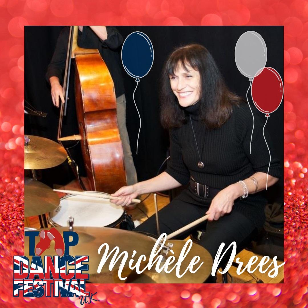 Michele Drees at TDFUK