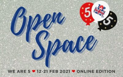 TDFUK 5th Anniversary Virtual Edition Open Space