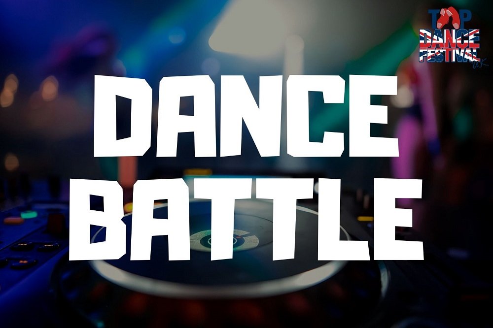 TDFUK Dance Battle
