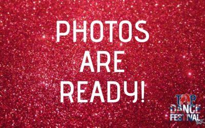 Photos are ready!