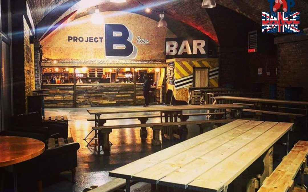 New Tap Jam Venue for 2020