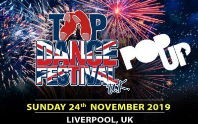 TDFUK on Tour in Liverpool 24 Nov!