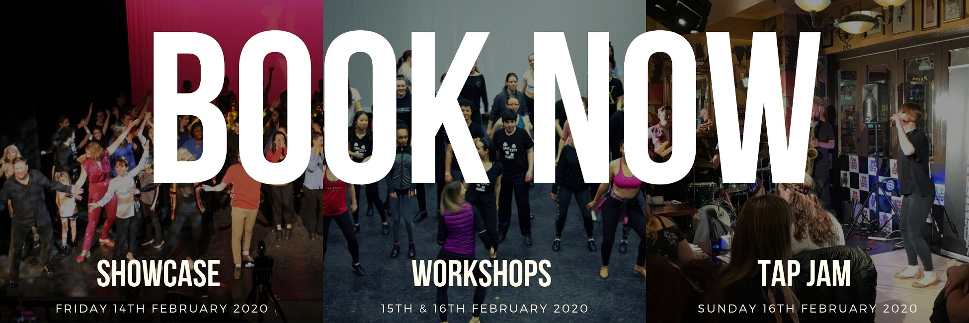 Tap Dance Festival UK 2020