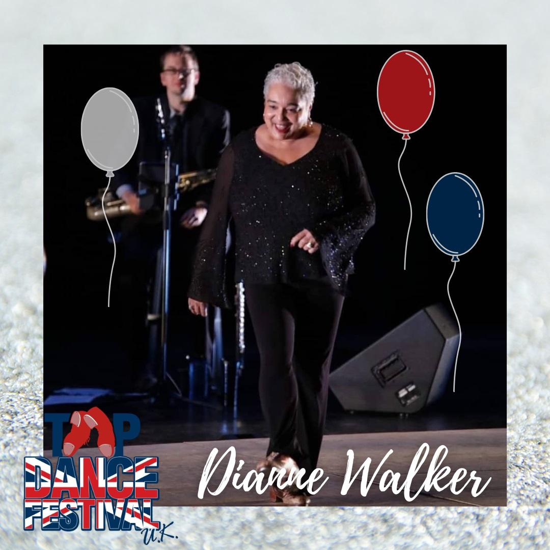Tap Dance Festival UK 2021 - Faculty - Dianne Walker