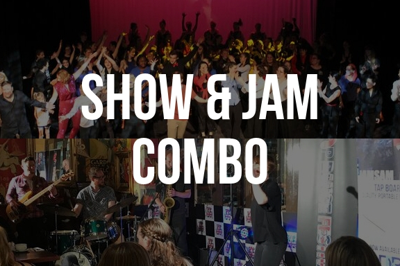 Tap Dance Festival UK Show and Jam Combo