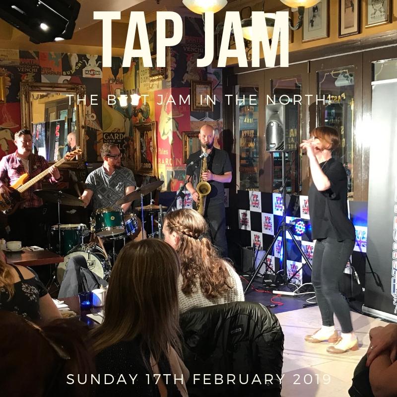 Tap Dance Festival UK Tap Jam