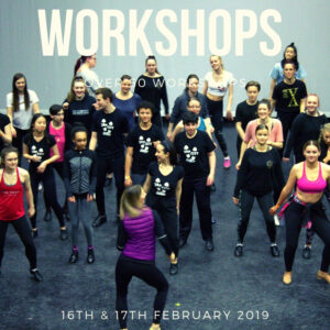 Tap Dance Festival UK Workshops