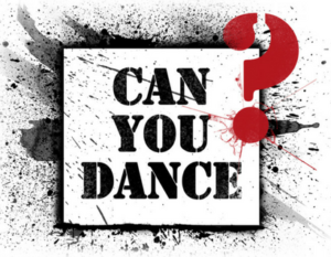Can you Dance? CYD? Logo