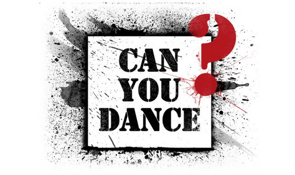 Can you Dance? Logo