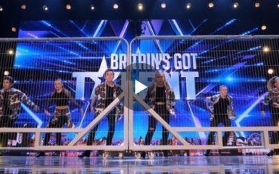 Britain's Got Talent – Tap Attack!
