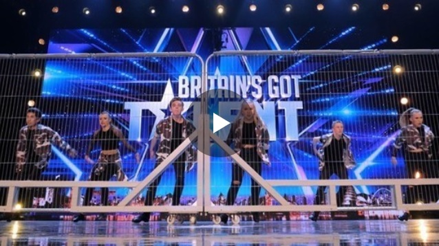 Tap Attack on Britains Got Talent Tap Dance Festival UK