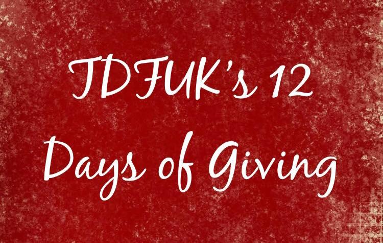 TDFUK 12 Days of Giving