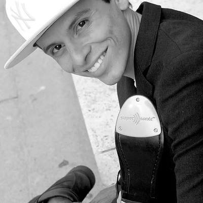 Charles Renato with the Tap Dance Festival 2018