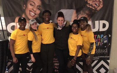 TDFUK Scholarship Winners at DC Tap Fest!