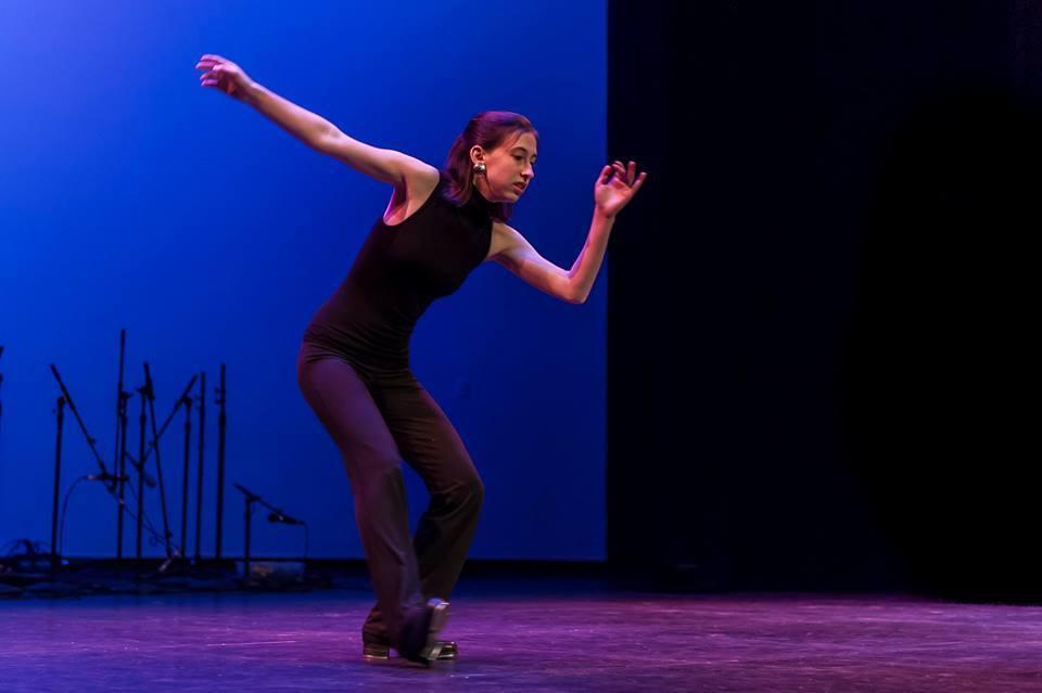 Tap Dance Festival UK Faculty Emma Butensky