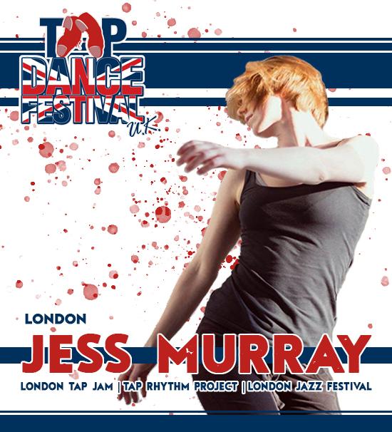 Jess Murray TDFUK2019 Faculty Flyer