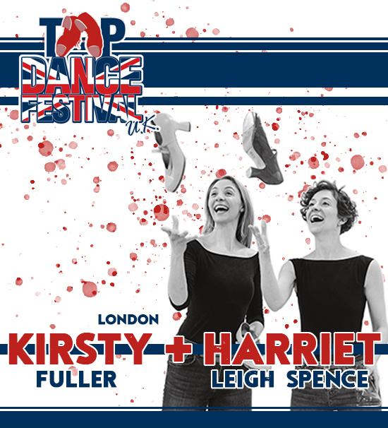 Kirsty & Harriet TDFUK2019 Faculty Flyer