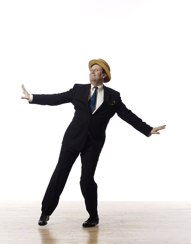 Tony Waag Faculty for Tap Dance Festival UK
