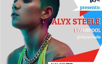Faculty Announcement – Alyx Steele