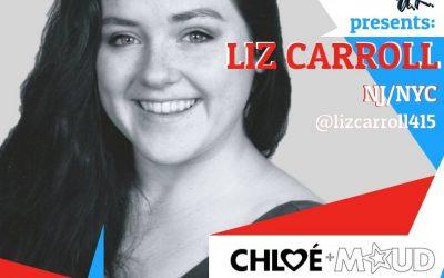 Faculty Announcement – Liz Carroll