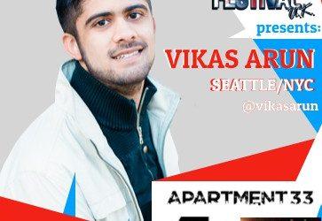 Faculty Announcement – Vikas Arun