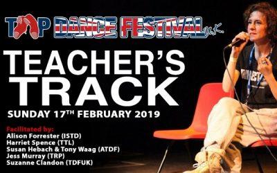 NEW: Teacher's Track