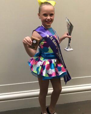 Tap Dance Festival UK Scholarship Award Winner Hannah Prince