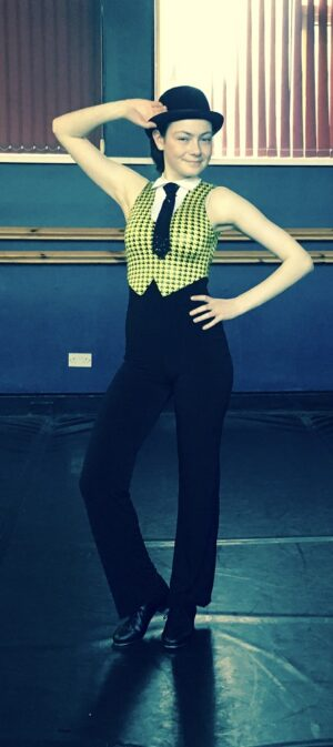 Tap Dance Festival UK MIME Solutions Scholarship Award Winner Hannah Sharkey