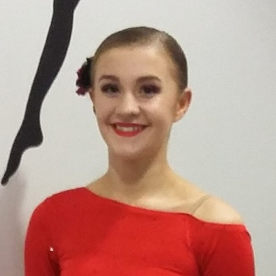 Tap Dance Festival UK MIME Solutions Scholarship Award Winner Sally Morrow-Cusack