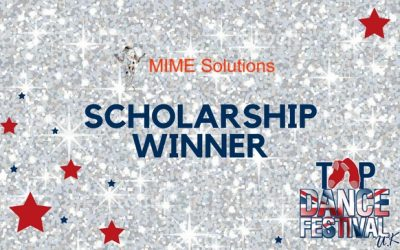 MIME Solutions Scholarship Award – Lucy White