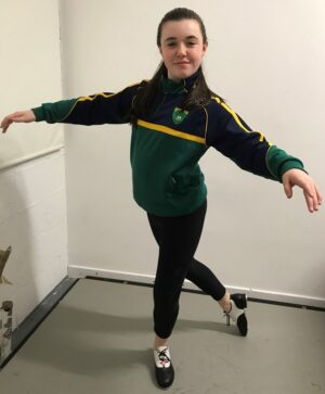 Tap Dance Festival UK MIME Solutions Scholarship Award Winner Andrea Dowling