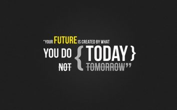 Our future faculty is created by what you do today