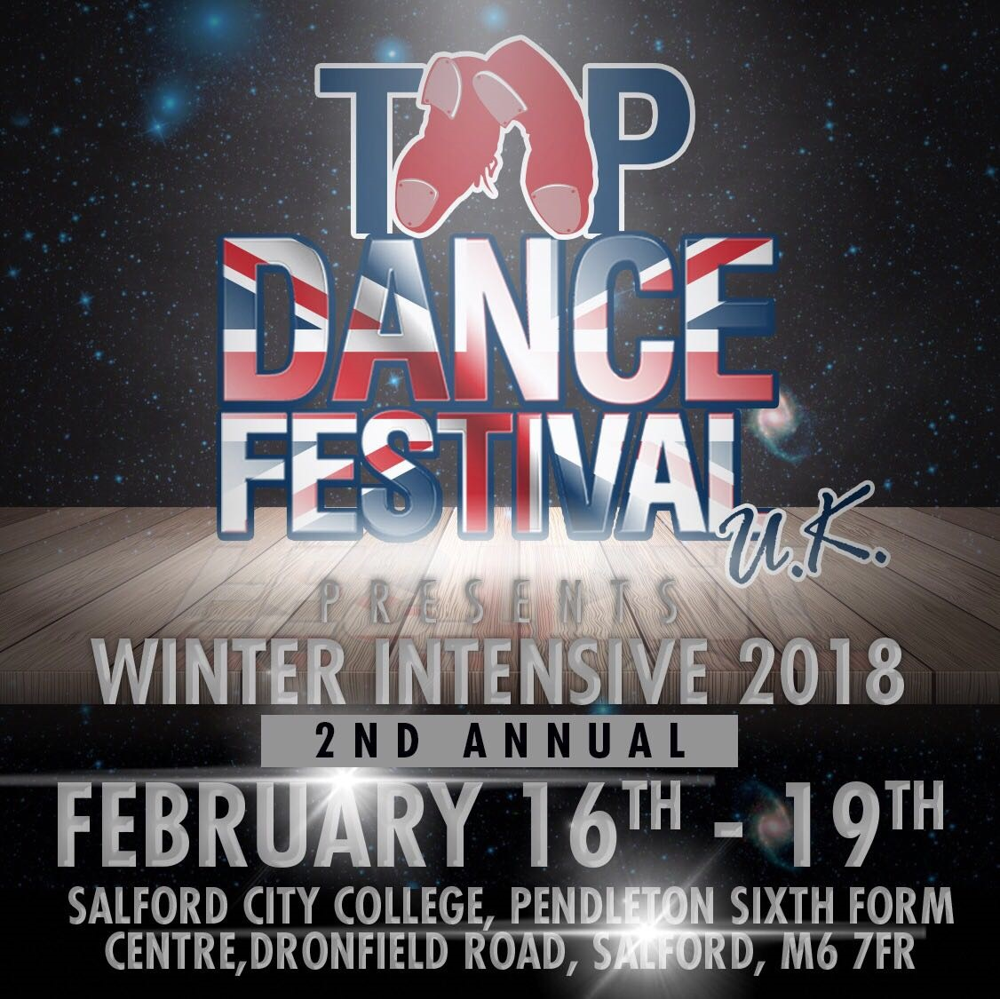 Tap Dance Festival UK 2018